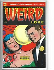 Weird Love #12 // Yoe Comics
