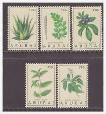Aruba 2016 Planten medical plants aloe MNH