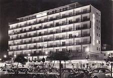 RICCIONE - Hotel Mediterraneo - Notturno 1961