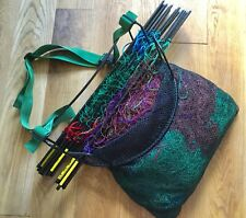 Lime Spun Polyester Made By GameKeeper 5-3ft Rabbit // Purse Nets