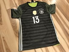 2014 Fifa World Cup Champions Muller #13 Germany Soccer Jersey