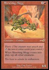 MTG Magic - (R) Nemesis - Shrieking Mogg - SP
