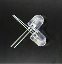 20pcs NEW  F10 10mm Green Round LED 2pin 15000-20000mcd NEW K98