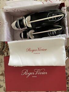 Roger Vivier Belle De Nuit Pumps black 37