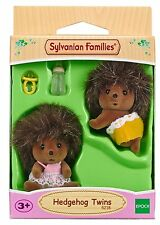Sylvanian Families Hedgehog Twins Doll