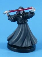 Emperor Palpatine - Star Wars Miniatures # 4E49