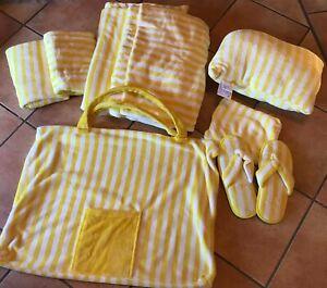 Bagnola Strandtasche Strandset Handtuch NEU