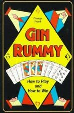 Gin Rummy: How to Play and How to Win-ExLibrary