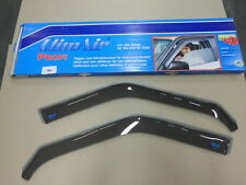 Regen-/Windabweiser SATZ vorne Ford ESCORT III (GAA) 4-TÜRER  original CLIM AIR