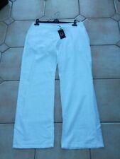 Next Maternity Linen Blend Trousers -  Size 12 Reg - BNWT