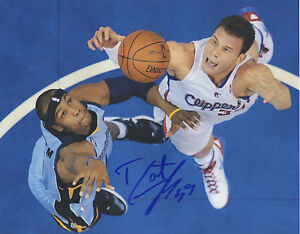 Dante Cunningham *MINNESOTA TIMBERWOLVES* Grizzlies Signed 8x10 Photo COA GFA