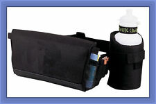 Fantasybag Black Multiple Purpose Fanny Pack With Bottl
