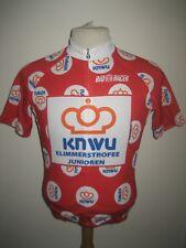 KNWU klimmerstrofee EEKHOFF Holland climber jersey cycling shirt maillot size M