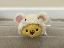 Authentic Disney Store Japan YEAR OF MOUSE 2020 POOH Mini Tsum Tsum Plush NWT