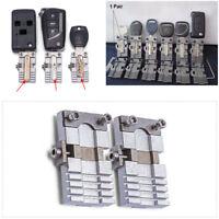 Key Clamping Fixture Duplicating Cutting Machine For Car Key Copy Tool Universal