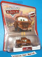 Disney Pixar The World of Cars Fred with Bumper Stickers Chase RARE