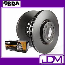 NISSAN XTRAIL T31 SERIES 11 - RDA Front Brake Discs & RDA GP MAX Pads
