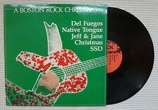 SSD Del Fuegos Native Tongue Orig Private '83 Boston Punk Indie Comp. Vinyl NM