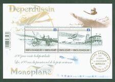Belgique Belgium 2013 - 100 ANS POSTE AERIENNE-Airmail-que Posta aerea-Bloc 174 **
