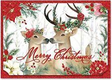 Deer Cheer Christmas Cards (Set of 12) by Punch Studio