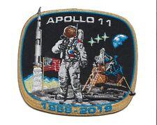 NASA Apollo 11 Commemorative (1969-2019) Limited Edition Embroidered Patch