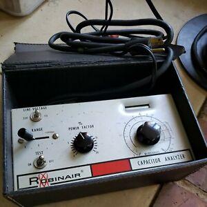 Robinair Capacitor Analyzer 13015