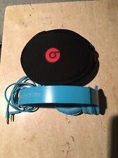Beats by Dr. Dre Solo HD Headband Headphones-powder blue
