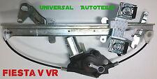 FORD FIESTA 5 V 4/5 Türer FENSTERHEBER VORNE RECHT mit El. MOTOR FH VR 2002-2008