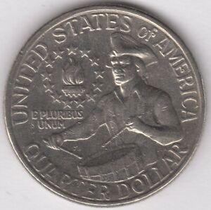1976 U.S.A.Drummer Boy Quarter Dollar   World Coins   Pennies2Pounds