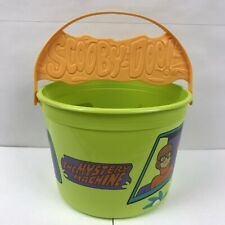 McDonald's Happy Meal Pail Scooby Doo Buckets Halloween The Mystery Machine 2012