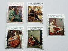DEAL !!   MAURITANIA C 66-70 LH    5 STAMPS LOT