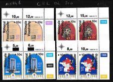 Zuid-Afrika 731-738 Koppels (compleet.Kwestie.) postfris MNH Eckrandstücke mit A