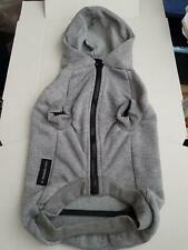 51 Degrees North Hooded Dog Sweater - GREY