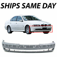 NEW Primered - Front Bumper Cover For 1997-2000 BMW 528i 540i E39 5 Series 97-00