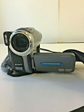 Sony Dcr-Dvd403 Mini Dvd Digital Video Camera HandyCam Camcorder