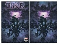 🔥 THOR #6 Skan Black Winter Virgin/Trade Set infinity knull venom hulk crain 🔥
