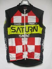 Veste cycliste SATURN POWERBAR TREK USA  jacket giacca collection M made in USA