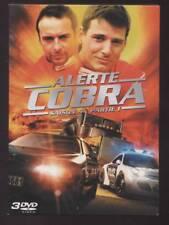 NEUF COFFRET 3 DVD ALERTE COBRA SAISON 4 PARTIE 1 POLICIER AUTOROUTE ACTION