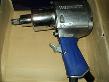 "Westward 5Zl17 Impact Air Wrench , 1/2"" Square Drive Size , 40-300 Ft-Lb"