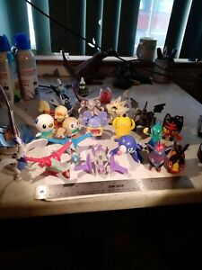 McDonald's Burger Nintendo Pokemon Lot Of 20