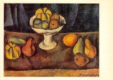 B74996 piotr konchalovsky still life fruit paintings peinture  art