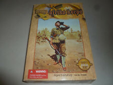 BOXED THE ULTIMATE INTERACTIVE SOLDIER FIGURE AFRIKA KORPS 2000 WWII GERMAN CIB