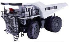 Conrad Liebherr T 264 Dump Truck WHITE 1:50 #2765/0 074