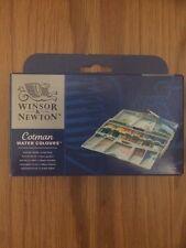 Winsor & NEWTON COTMAN ACQUERELLI Pocket Plus SET