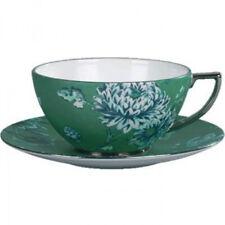 Chinoiserie Green Teacup. Jasper Conran.