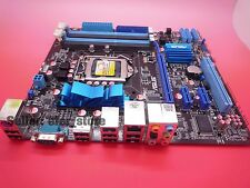 *NEW unused ASUS P7P55-M LGA Socket 1156 Intel P55 Micro ATX Intel Motherboard