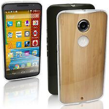 Etui Gel TPU Housse Coque pour Motorola Moto X 2ème Gen XT1092 Case Cover + Film