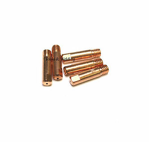 Contact Tips 0.8mm MB,TB15 Pack of 5
