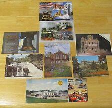 8 Pennsylvania Postcards