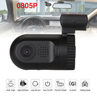 Mini 0805P Full HD 1296P Car Dash Cam AIT8328P Video Recording GPS Camera DVR